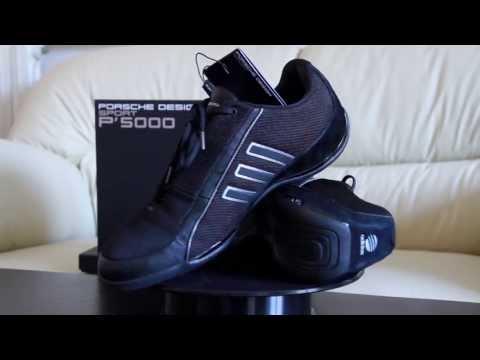 on sale 297e8 40c9b Adidas Porsche Design P 5000 Athletic Driver - YouTube