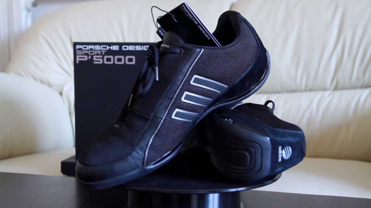 on sale 93acd 0e9e9 Adidas Porsche Design P 5000 Athletic Driver - YouTube