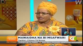 Bi Msafwari: Mawasiliano na mpenzi wa zamani ni raha au karaha?