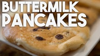 Fluffy Buttermilk Pancakes  A Donna Hay recipe!