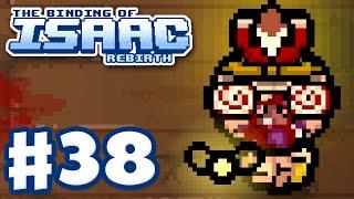 The Binding of Isaac: Rebirth - Gameplay Walkthrough Part 38 - Golden God! (PC)