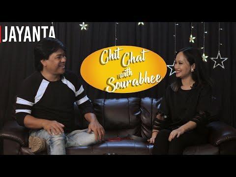 Jayanta Jamatia   Episode 12  Chit Chat With Sourabhee   Sourabhee Debbarma  