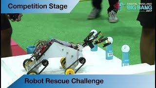 Robot Rescue Challenge