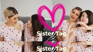 Sister Tag ❤ Sabrina Tubic