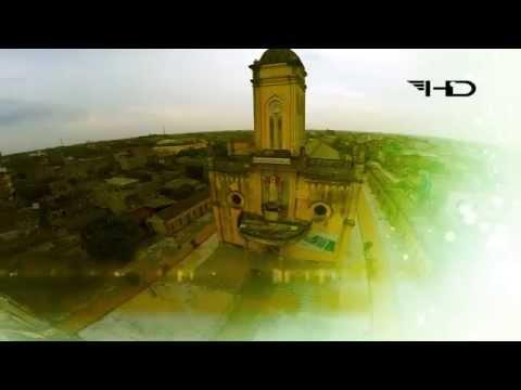 [Flycam] Nhà thờ Kẻ Sặt - Bình Giang - Hải Dương