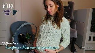 10 Décembre ❄️ - Célébrons la vie ♡ Mon accouchement, storytime | Ariana mvl