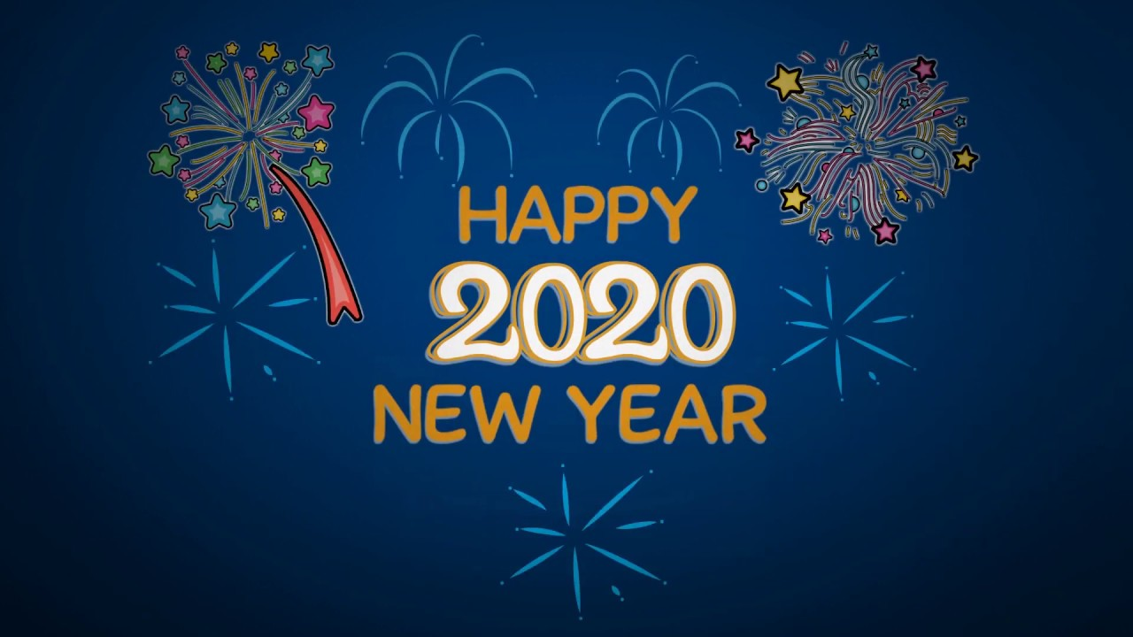 Happy New Year Video Template Videoscribe