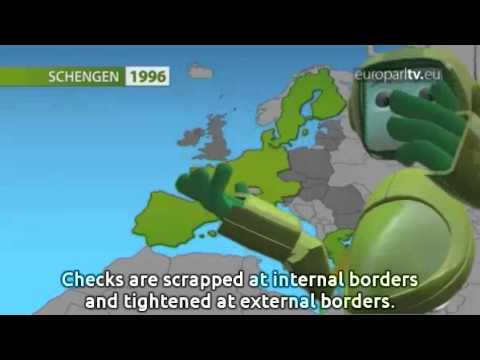 Eureka: The Schengen area