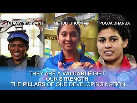 Indian Women Power at Commonwealth Games, Gold Coast 2018