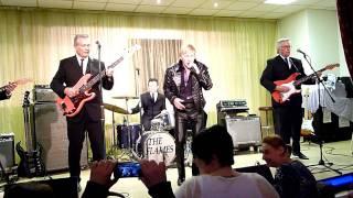 John Leyton at Rossington Dells rnr club