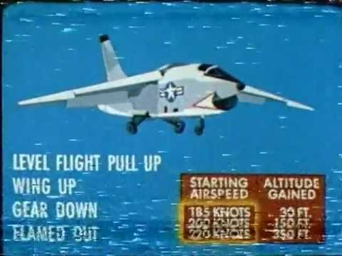 HOW TO EJECT FROM A JET - Escape from an Airplane Crash & Survive | Training Video