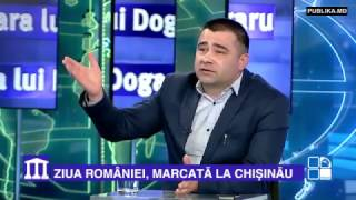 Despre unionism, despe Moldova despre presedintele Dodon si Ghimpu -(PARTE 2)