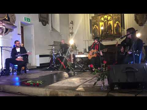 Cheap Shots & Setbacks (Acoustic) - As It Is St Pancras Old Church 25/05/18