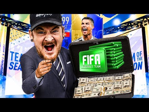 Deswegen MUSST DU AUFLADEN BRUDER ! 🔥 SERIE A TOTS Lightning Round ESKALATION 😱 FIFA 19