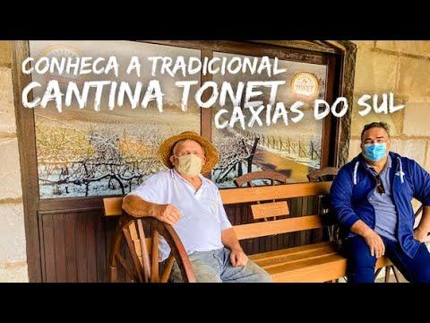 Casa Perini, Cantina Tonet, Vinícola Dom Eliziário vídeos mostram nossa rota na Serra Gaúcha