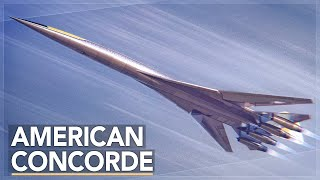 Why You Never Got to Fly The American Concorde: The American SST Story