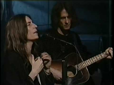 Patti Smith - Wing (1997/09/27)