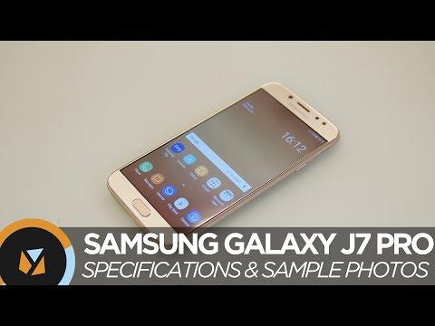 Samsung Galaxy J7 Pro First Look