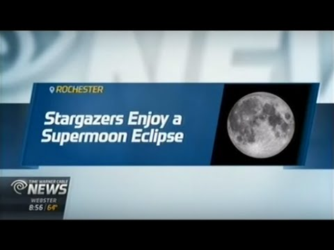RIT on TV: RIT Observatory opens doors for Eclipse