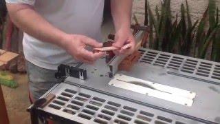 Ferramenta de madeira para encaixe de precisão! Transformadeira@gmail.com