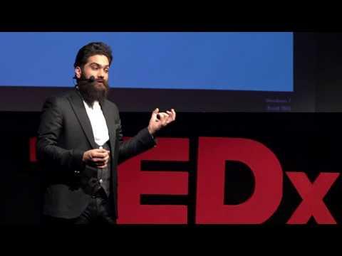 Be not merely the child of father, but the child of arts! | Ali Zandvakili | TEDxMollaSadraSt
