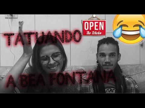 TATUANDO BEA FONTANA    #OPENTHETCHEKA