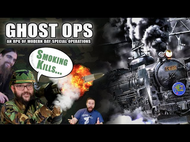 Deges & Dragons - Ghost Ops Gameplay & Therapeutic Wrap-up [Part 6/6]