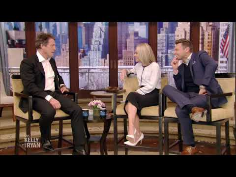 Hugh Grant Talks About His Kids