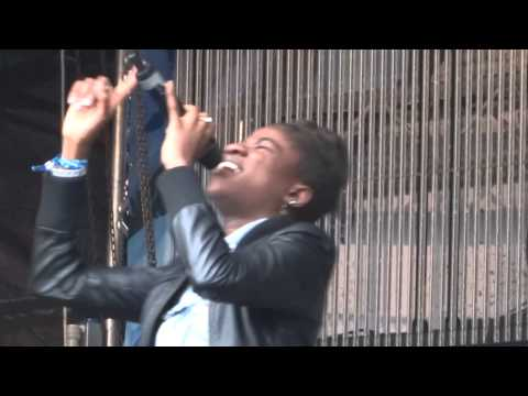 Coely - Soulful Yeah - Live @ MS Dockville Festival 2014, Hamburg - 08/2014