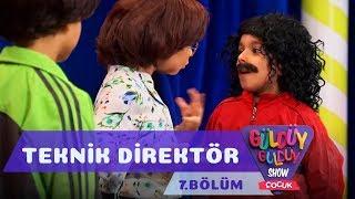 Güldüy Güldüy Show Çocuk 7.Bölüm - Teknik Direktör