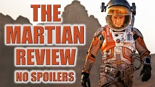 The Martian Review - No Spoilers