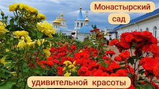 Розарий невероятной красоты. Молченский Рождества Пресвятой Богородицы монастырь.