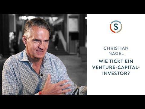 Christian Nagel: Wie tickt ein Venture-Capital-Investor?