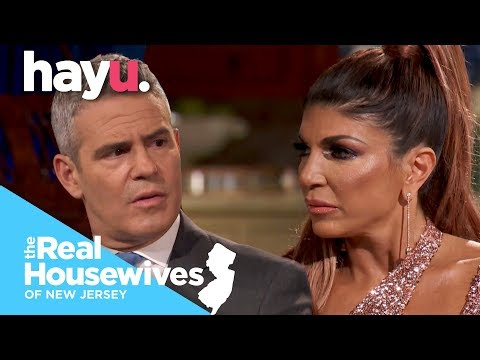 Teresa Will Leave Her Husband If He Gets Deported | Season 9 | Real Housewives Of New Jersey