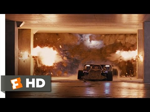 Fast & Furious 6 (1/10) Movie CLIP - Shaw's Escape (2013) HD