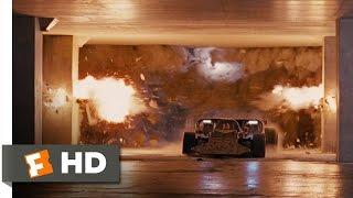 Fast & Furious 6 (1/10) Movie CLIP - Shaw's Escape (2013) HD