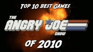 Top 10 BEST Games of 2010 - Angry Joe