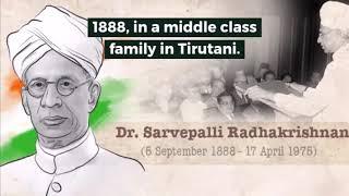 History Behind the Teachers Day in India - Happy Teachers Day 2019   Dr Sarvepalli Radhakrishnan