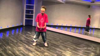 Саша Алехин - урок 10: видео уроки танцев хип хоп