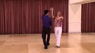 American Smooth DVIDA Silver Viennese Waltz Syllabus - Ballroom Dance DVD