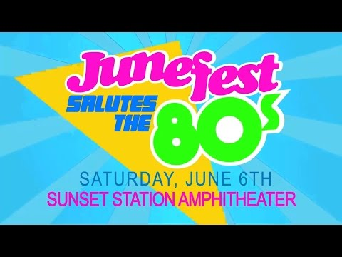 Joan Jett, Berlin, The Romantics and John Waite performed at 96.3 KKLZ's Junefest