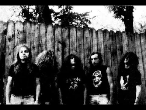 Cannibal Corpse - The Cryptic Stench live (1995) [HD]