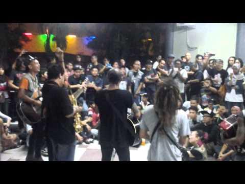 Marjinal - Buruh Tani, live in Seremban