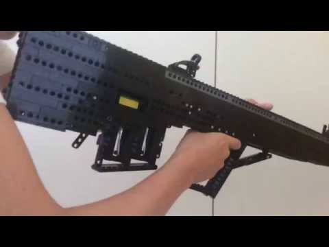 how to make a lego ak 47 that shoots