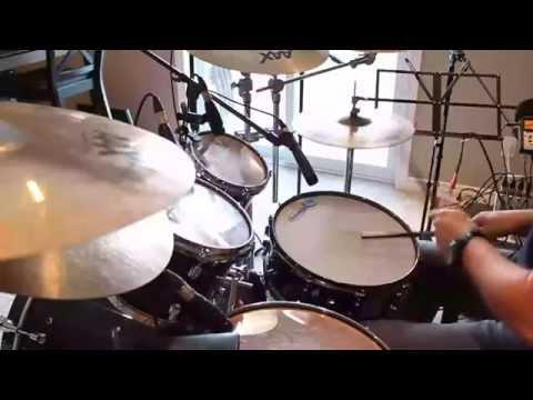 Wonderful Tonight Drum Video