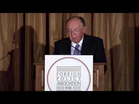 Henry Kaufman Introduces Paul Volcker