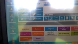 Elo touch screen till system for sale