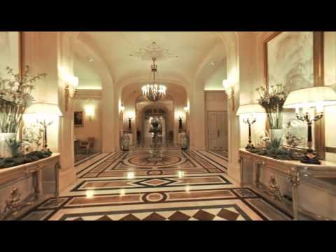 Welcome to the Lobby at Shangri-La Hotel, Paris [VIDEO TOUR]