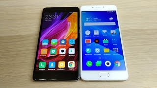 Xiaomi Redmi Note 4x Vs Meizu M5 Note ТЕСТ СКОРОСТИ