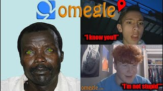 African Rebel Fails On Omegle! Fails & Bloopers